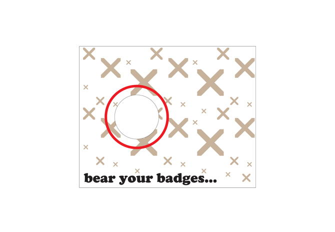 Beaverbear Badges