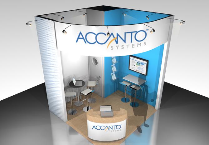 Exhibition Stand Design Visuals