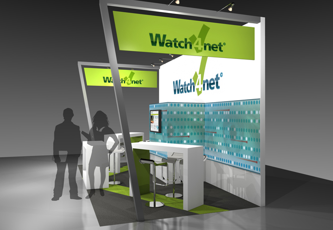 Exhibition Stand Design Visuals